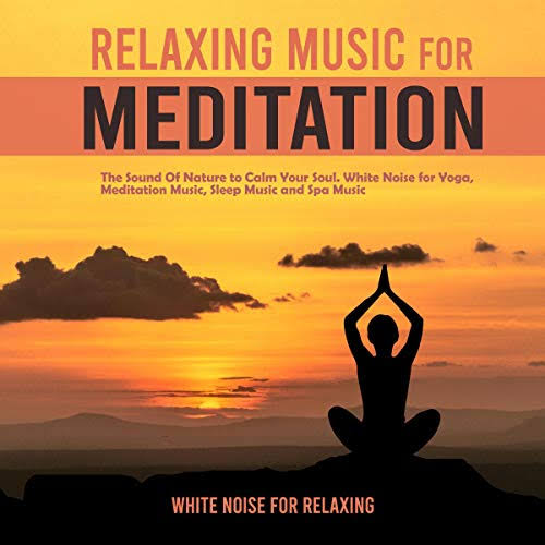 meditation music, article, and relaxing music image