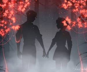 art, fantasy, and couple image