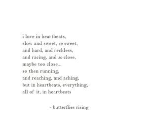 love poem, love quote, and quotes image
