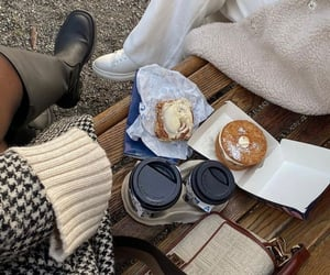 amazing, coffee, and outfit image