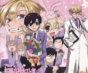 anime and ohshc image