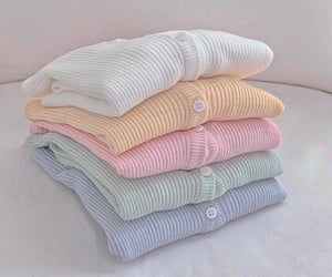 pastel, aesthetic, and clothes image