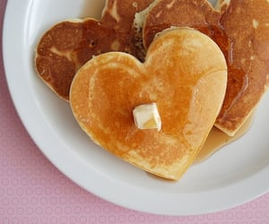 different, heart, and syrup image