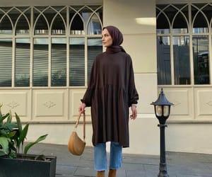 boots, hijab fashion, and fashion image
