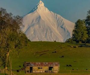 chile, paisaje, and montaña image