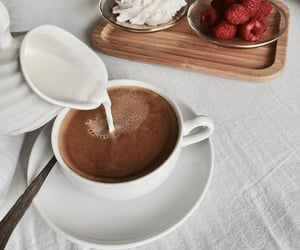 coffee, food, and latte image