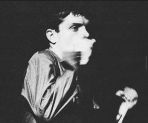 ian curtis, joy division, and music image
