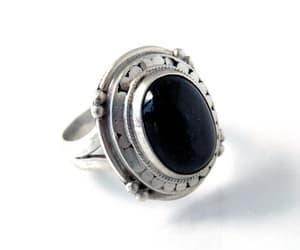 etsy, vintage jewelry, and boho ring image