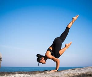 nutrition tips, meditation benefits, and yoga for beginners image