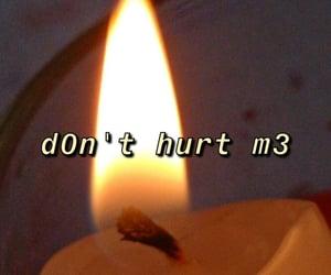 burn, hurt, and tumblr image