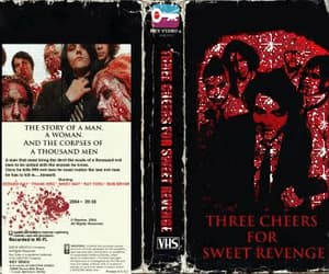 black and red, glitter, and mcr image