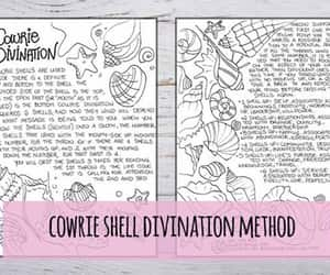 divination, etsy, and bos printable image
