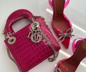 Christian Dior, fashion, and pink image