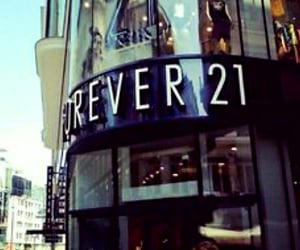 forever21 and storefront image