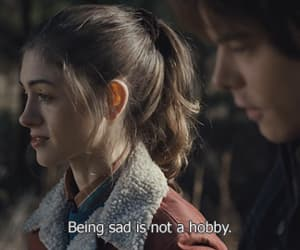 beauty, crying, and hobby image