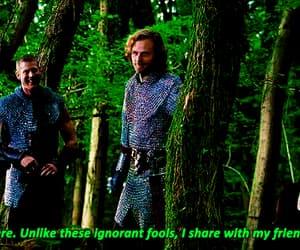 gif, scene, and sir leon image