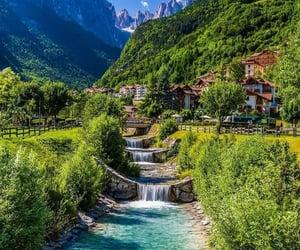 italia, mountain, and places image