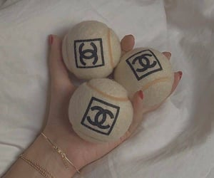 chanel, tennis, and aesthetic image