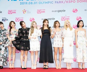 kpop, red carpet, and twice image