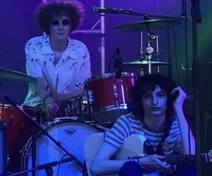 drummer, calpurnia, and drums image