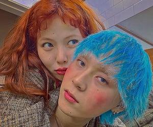 couple, indie kid, and hyuna image