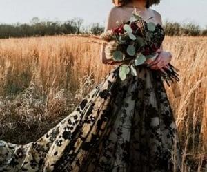wedding, wedding gowns, and hochzeitskleider image