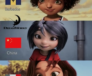 curly, dreamworks, and heroin image