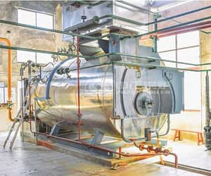 natural gas boiler and industrial gas boiler image