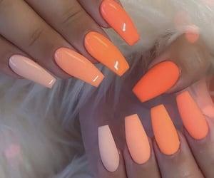 beautiful, girly, and manicure image