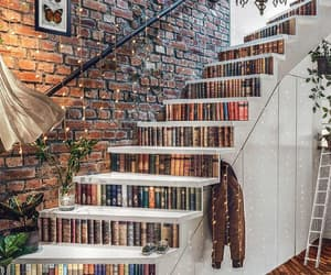 happy place, amazing, and books image