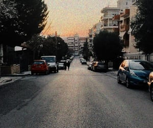 quarantine, Greece, and street aesthetic image