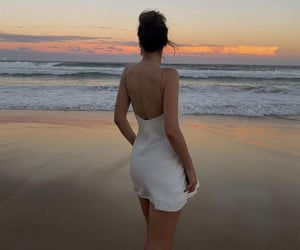 beach, girls, and inspo image