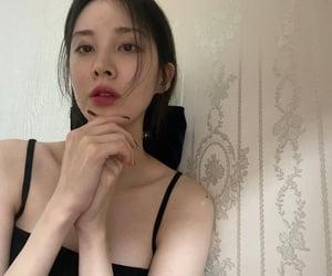 snsd, seohyun, and seo joohyun image