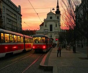 city light, czech, and czech republic image