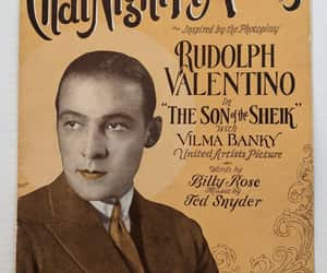 etsy, rudolph valentino, and scrapbooking ideas image