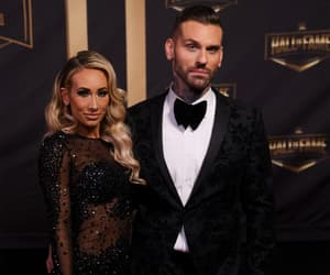 carmella, wwe, and corey graves image