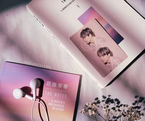 kpop, photocard, and aesthetic image