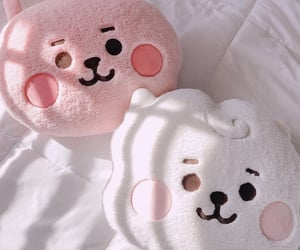 aesthetic, pillow, and rj image