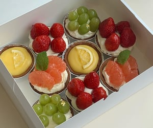 food, aesthetic, and fruit image