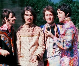 beatles, ringo starr, and 60s image