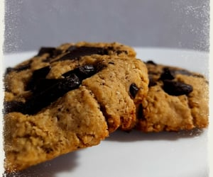 Cookies, galletas, and oatmeal image