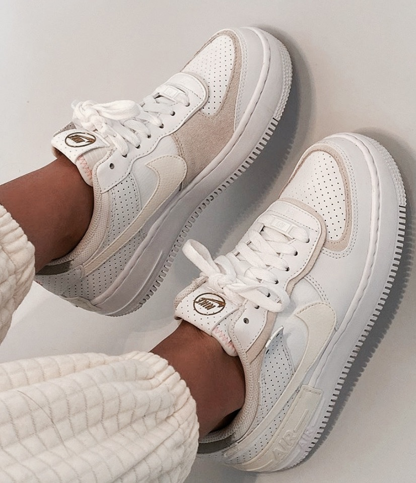 air force, shoes, and beige image