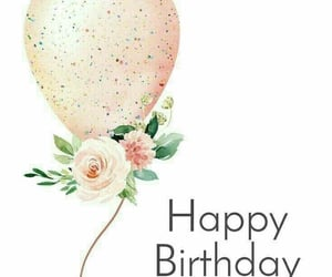 happy birthday, party, and wish image