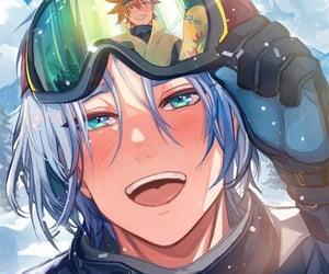 anime, sk8, and anime boy image