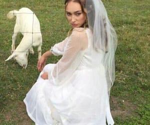 white dress, fear the walking dead, and feartwd image