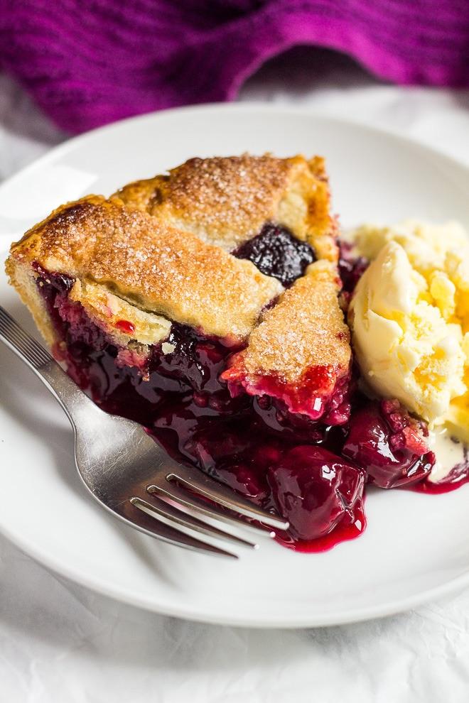 dessert, cherry, and food image