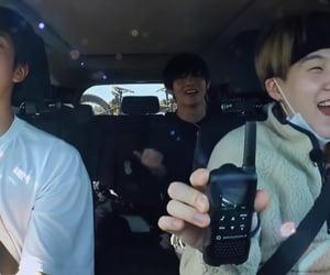 jin, taejin, and yoongi image