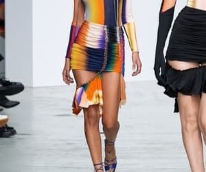 colorful, Couture, and fashion image