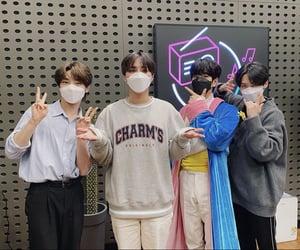 jeongin, young k, seungmin, & minho