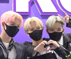 icon, kpop, and cix image